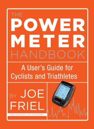 Power Meter Handbook: A User's Guide for Cyclists and Triathletes de VeloPress