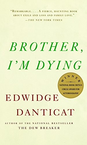 Brother, I'm Dying (Vintage Contemporaries) de Random House LCC US