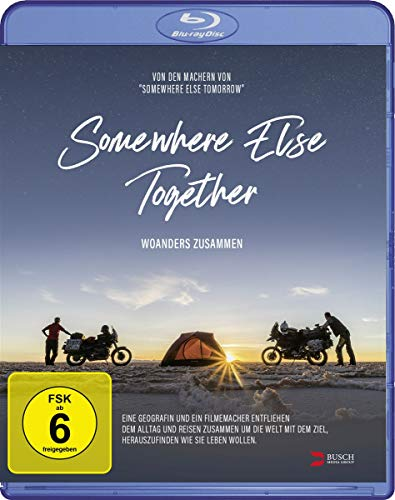 Somewhere Else Together - Woanders zusammen [Alemania] [Blu-ray] de AL!VE AG