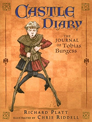 Castle Diary: The Journal of Tobias Burgess (Historical Diaries) de CANDLEWICK BOOKS