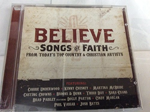Believe Songs of Faith from to de PROVIDENT