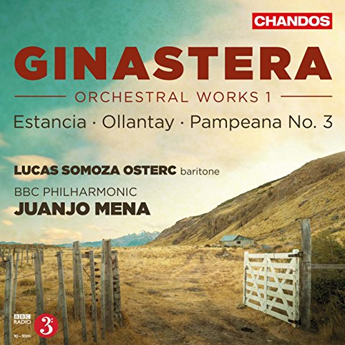 Ginastera / Orchestral Works 1 de CHANDOS GROUP