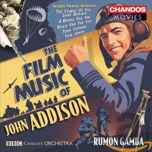 Musica De Peliculas -John Addison de CHANDOS GROUP