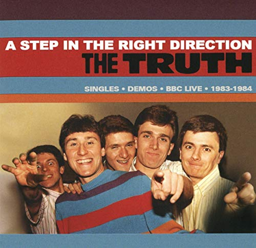 A Step In The Right Direction Singles, Demos, BBC Live 1983-1984 de CHERRY RED