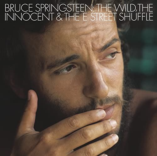 The Wild, The Innocent And The E Street Shuffle. 2015 Revised Art ; Master / (Returnable). de COLUMBIA