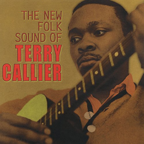 TERRY CALLIER:THE NEW FOLK SOUND OF de CONCORD
