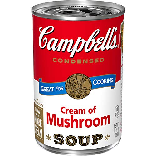 Campbell´s Cream of Mushroom Soup 305 g de Campbell's