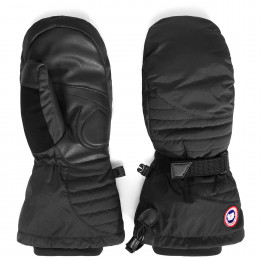 Canada Goose - Ladies Down Mitts - Guantes size XS, negro de Canada Goose