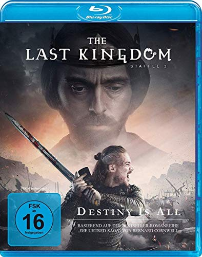 The Last Kingdom - Staffel 3 [Alemania] [Blu-ray] de AL!VE AG