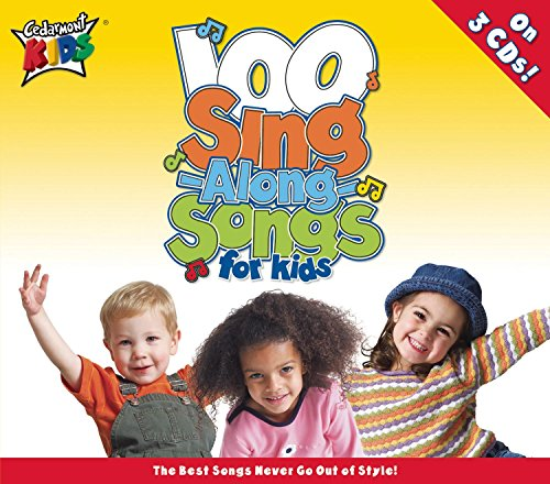 100 Singalong Songs for Kids de Cedarmont Kids