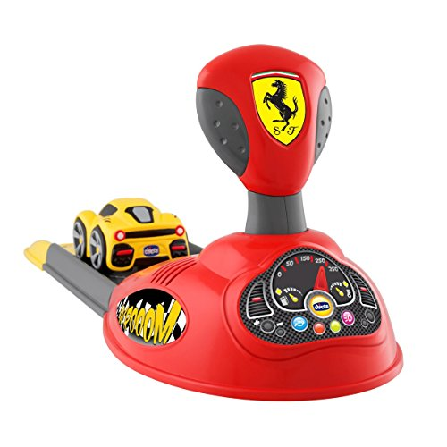 Chicco- Lanzador Ferrari, Multicolor (Artsana Spain 00009565000000) de Chicco