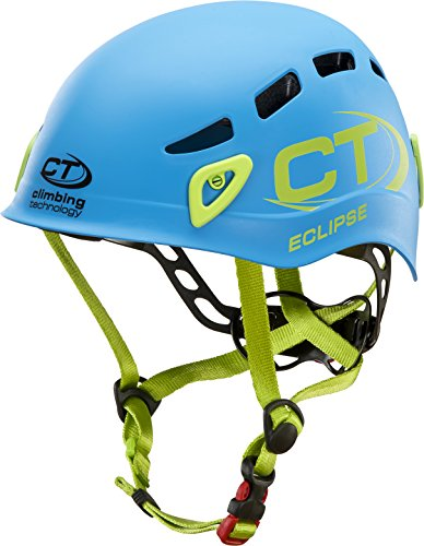 Climbing Technology Eclipse 6 x 95903aaf0ctst Casco, Azul, Ajustable 48 – 56 cm de Climbing Technology