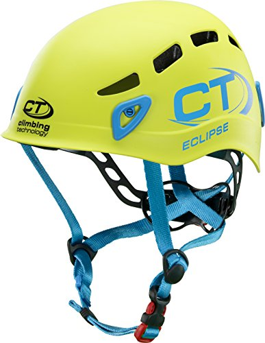 Climbing Technology Eclipse 6 x 95909aae0ctst Casco, Verde, Ajustable 48 – 56 cm de Climbing Technology