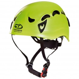 Climbing Technology - Galaxy - Casco de escalada verde/negro de Climbing Technology