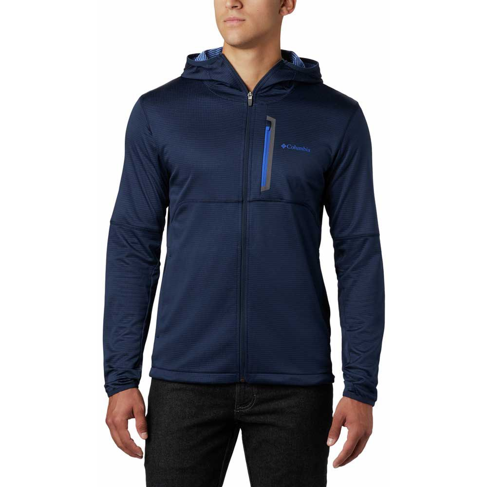 Columbia Tech Trail XL Collegiate Navy de Columbia