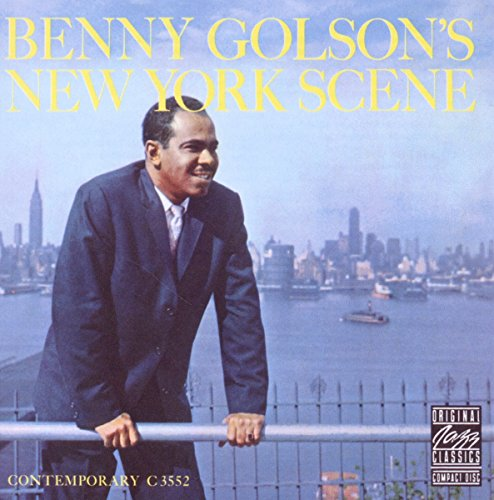 Benny Golson's New York Scene de Contemporary Records