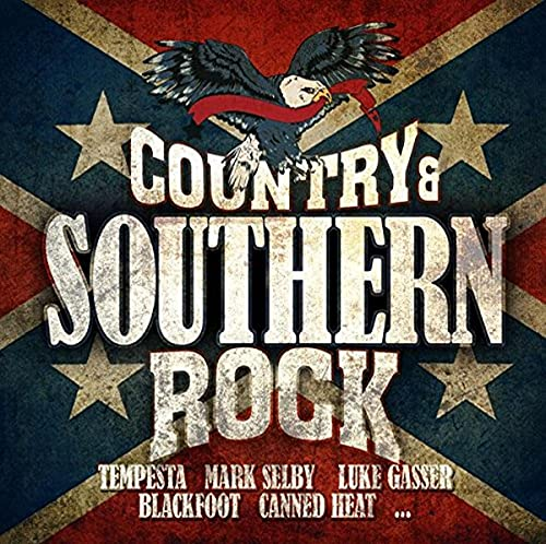 Country & Southern Rock de Country Roads (ZYX)
