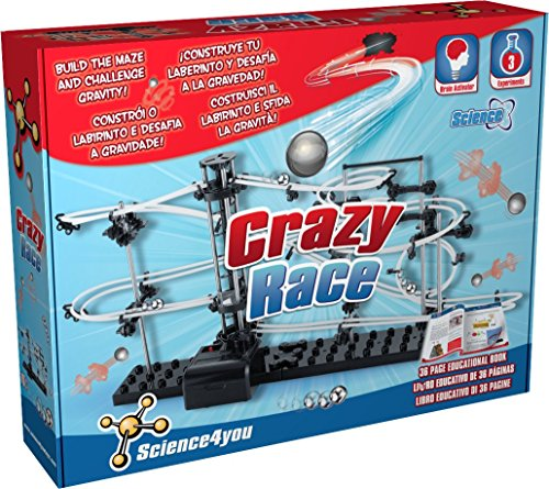 Crazy Race - Juguete Educativo y científico (Science4you 481791) de Crazy Race