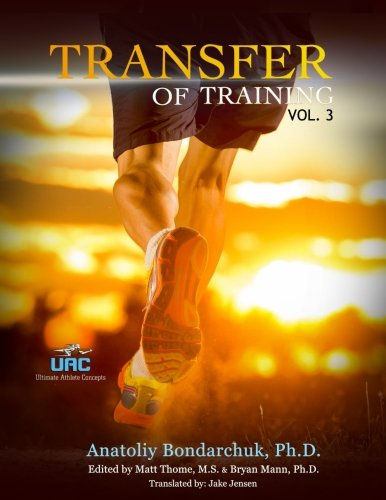 Transfer of Training in Sports Vol. III de CreateSpace Independent Publishing Platform
