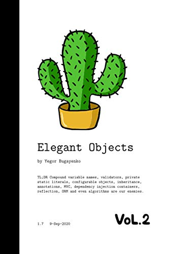 Elegant Objects: Volume 2 de CreateSpace Independent Publishing Platform