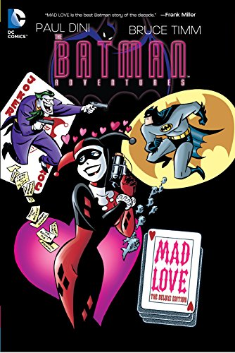 Batman Adventures: Mad Love Deluxe Edition HC de DC Comics