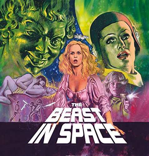 The Beast in Space (Ltd.Green Vinyl Gatefold Lp) [Vinilo] de DEATH WALTZ