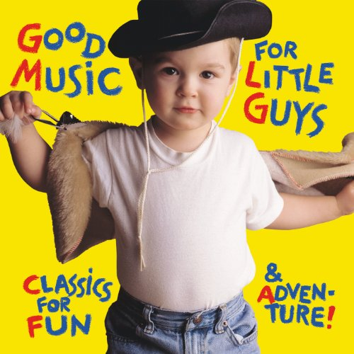 Good Music For Little Guys de DELOS