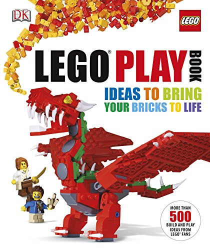LEGO® Play Book: Ideas to Bring Your Bricks to Life de DK Children