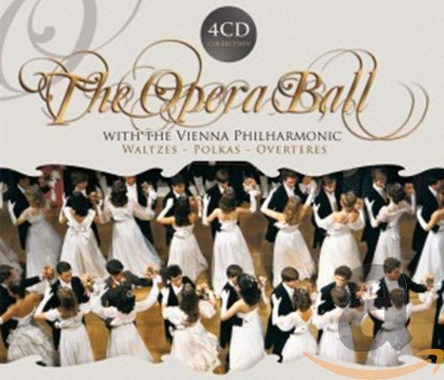 The Opera Ball - With the Vienna Philharmonic de DOCUMENTS