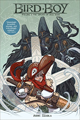 Bird Boy Volume 1: The Sword Of Mali Mani de Dark Horse Comics