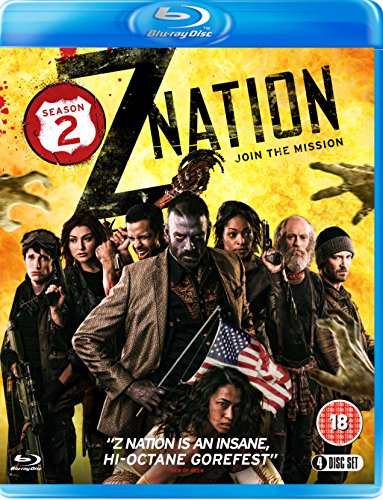 Z Nation - Season 2 [Reino Unido] [DVD] de Dazzler