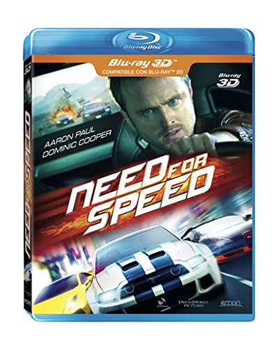 Need For Speed [Blu-ray] de DeAPlaneta