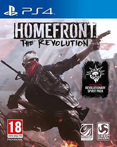 Homefront: The Revolution de Deep Silver