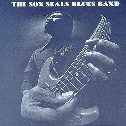 The Son Seals Blues Band de Discmedi, S.A.