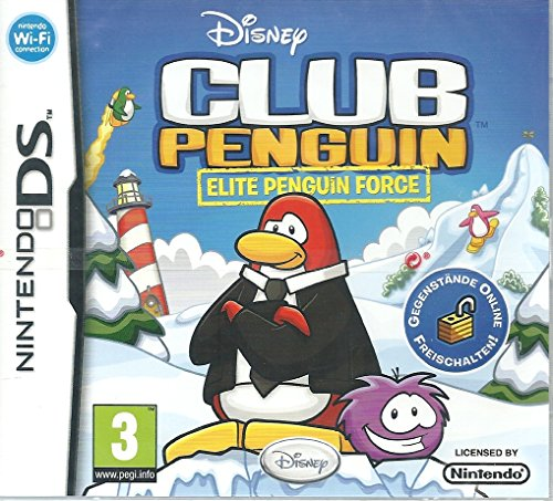 Club Penguin: EPF - Elite Penguin Force [PEGI] [Importación alemana] de Disney