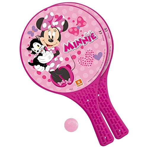 Minnie Mouse - Set palas de playa, 22 cm (Mondo 15004) de Disney