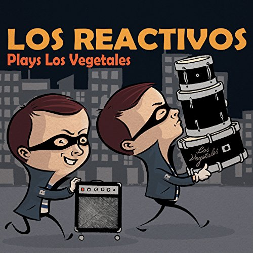 Los Reactivos Plays Los Vegetales de Distribuidos