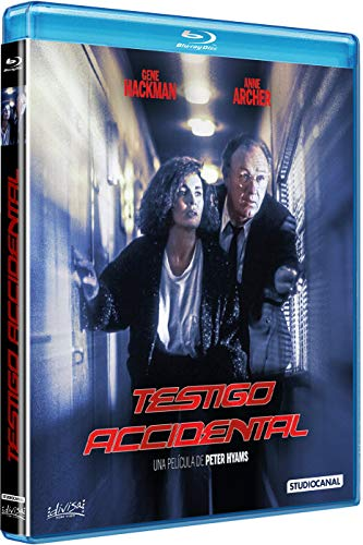 Testigo accidental [Blu-ray] de Divisa HV