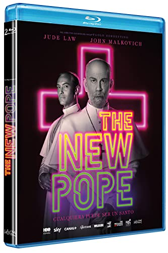 The new pope [Blu-ray] de Divisa HV