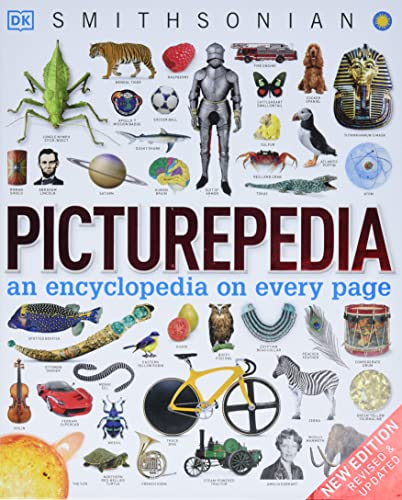 Picturepedia: An Encyclopedia on Every Page de DK PUB