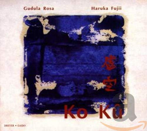 Ko Ku: Contemporary Japanese And Chinese Music For Recorder And Percussion de Dreyer Gaido