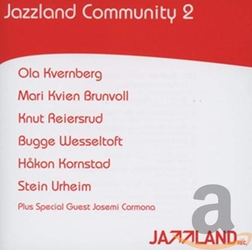 Jazzland Community Vol 2 de Jazzland Recordings