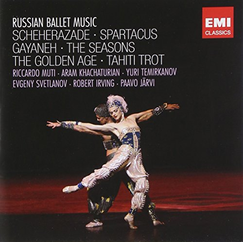 Russian Ballet Music de EMI MARKETING