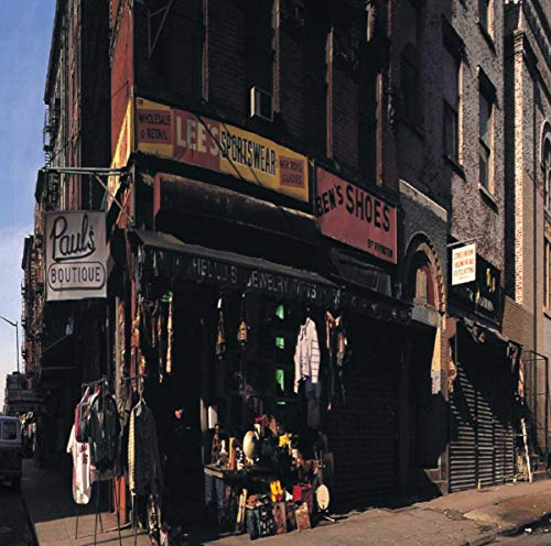 paul's boutique de EMI