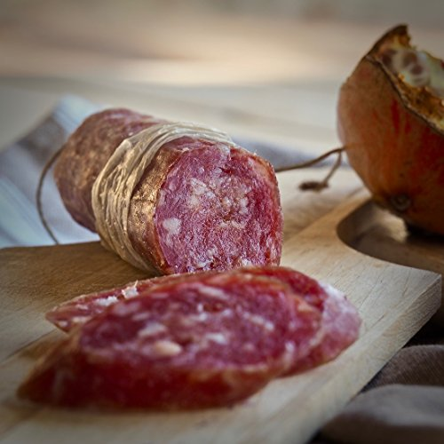 Strolghino Salami de Culatello Seleccionado - Made in Italy - EMILIA FOOD LOVE - Selected with Love in Italy - Strolghino di Culatello Selezionato de EMILIA FOOD LOVE