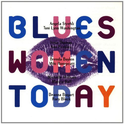 Blues Woman Today de Easydisc