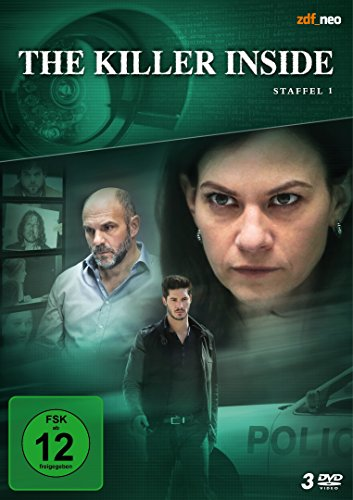 The Killer Inside - Staffel 1 [Alemania] [DVD] de Edel Germany GmbH