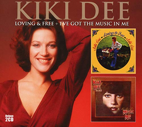 Loving And Free + I've Got The Music In Me de Edsel Records