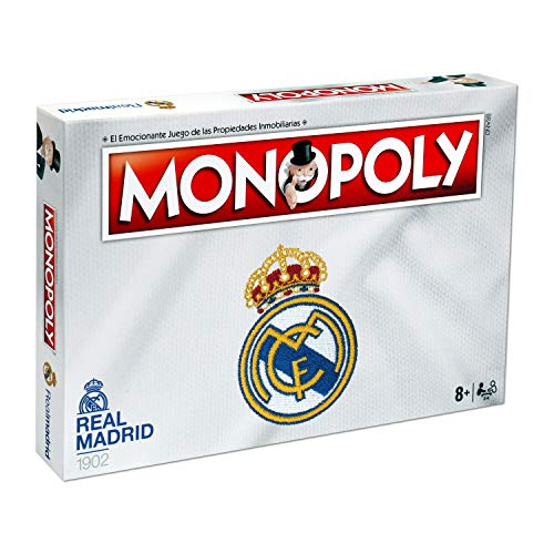 Eleven Force Monopoly Real Madrid 63324 de Eleven Force