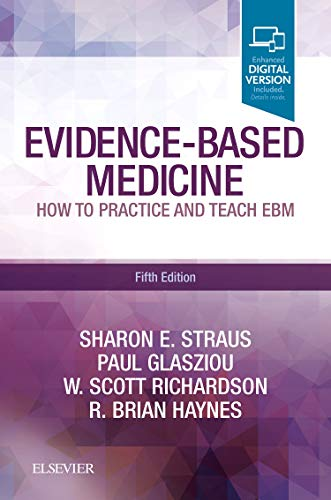 Evidence-Based Medicine: How to Practice and Teach EBM, 5e de Elsevier